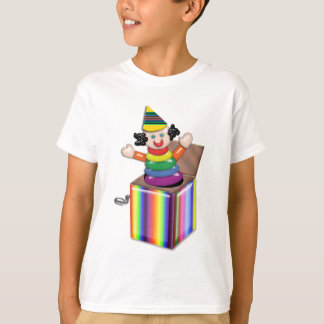 Camiseta Jack in the Box de salto