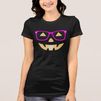 Camiseta Jack-O-Lanterna com o t-shirt customizável dos