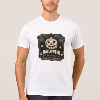 Camiseta Jack-O-Lanterna do Dia das Bruxas do vintage.