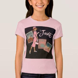 Camiseta Jackie Bouvier Kennedy