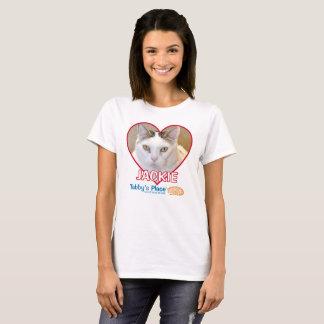 Camiseta Jackie - o T básico das mulheres