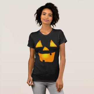Camiseta Jackolantern de incandescência 1