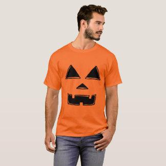 Camiseta Jackolantern feliz enfrenta