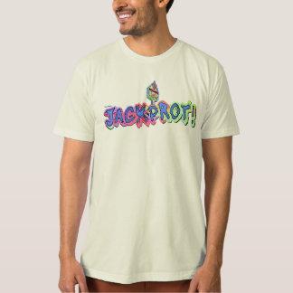 Camiseta JACKPROT! Design do casino por SmashBam
