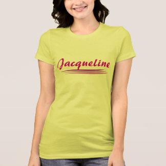 Camiseta Jacqueline feita sob encomenda