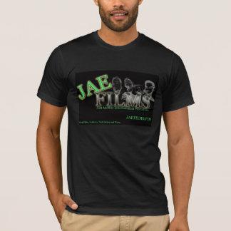 Camiseta JAE filma o t-shirt do logotipo