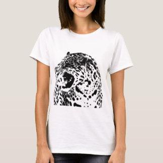 Camiseta Jaguar que ruje