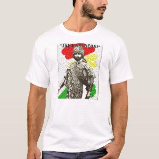 Camiseta Jah Rastafari