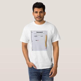 Camiseta Jake Paul contra o t-shirt dos homens da avaliação