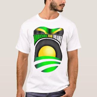 Camiseta Jamaicans para Obama