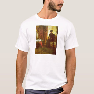 Camiseta James Ensor - senhora Dejected