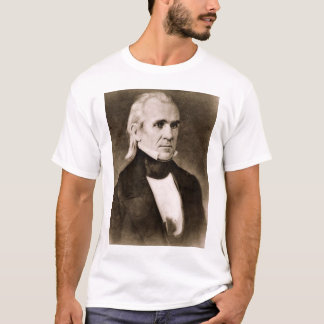 Camiseta James K Polk