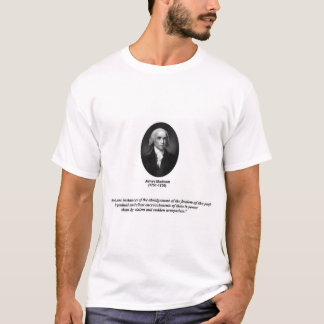 Camiseta James Madison