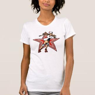 Camiseta Jammer de Rollergirl