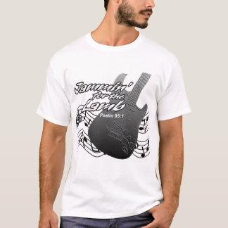 Camiseta Jammin para o cordeiro