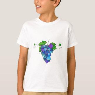 Camiseta Jamurissa - uvas quadradas