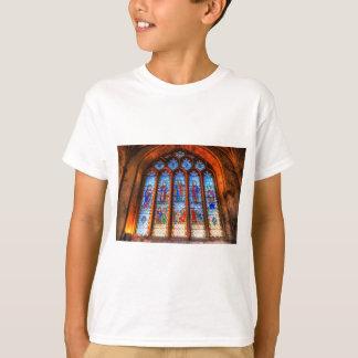 Camiseta Janela da abadia do vitral