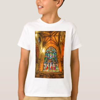 Camiseta Janela de vitral