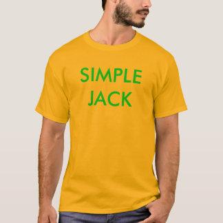 CAMISETA JAQUE SIMPLES