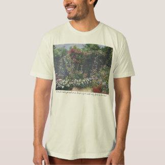 Camiseta Jardim botânico de Chicago,