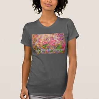 Camiseta Jardim dos Hollyhocks