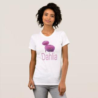Camiseta Jardim - o V das mulheres da dália