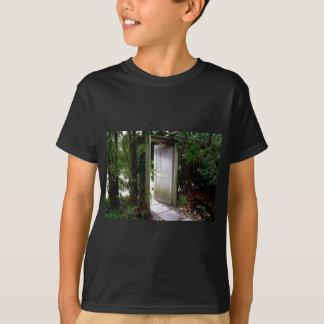 Camiseta Jardim secreto 1
