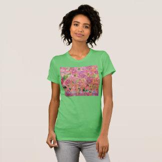 Camiseta Jardineiro da flor