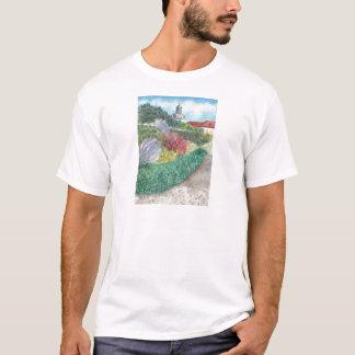 Camiseta Jardins em Schloss Köpenick