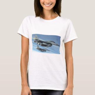 Camiseta jato militar