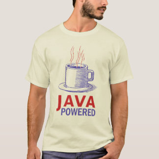 Camiseta Java pôr