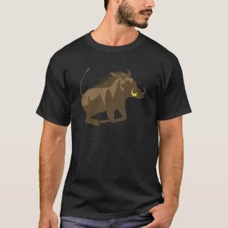 Camiseta Javali ferozmente boar