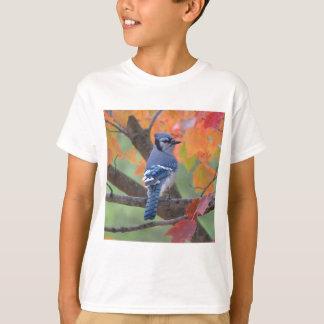 Camiseta Jay azul