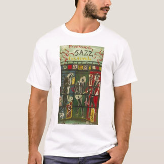 Camiseta Jazz do beira-rio