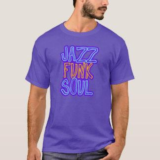 Camiseta Jazz, funk, alma