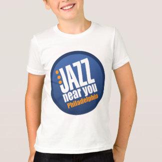 Camiseta Jazz perto de você roupa de Philadelphfia