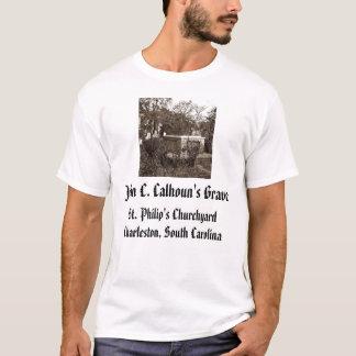 Camiseta jcc, Sepultura de John C. Calhoun, o Chur de St