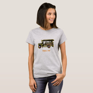 Camiseta Jeepney - Hollywood, Los Angeles