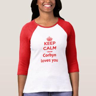 Camiseta Jeremy Corbyn