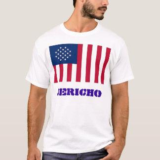 Camiseta jerichoflag, JERICHO