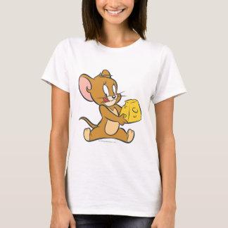 Camiseta Jerry gosta de seu queijo