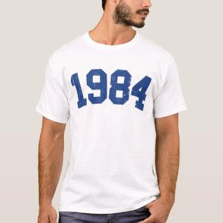 Camiseta Jérsei 1984