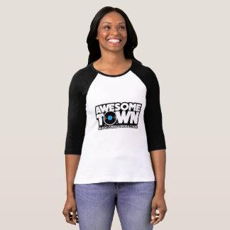 Camiseta Jérsei de Awsometown