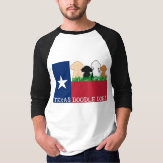 Camiseta Jérsei de basebol de TDD