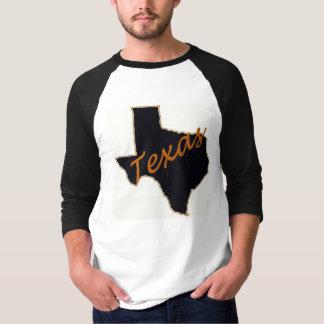 Camiseta Jérsei de basebol de Texas
