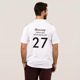 Camiseta Jérsei de Bravxxy