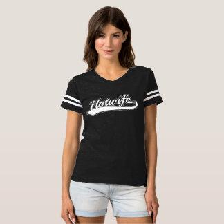Camiseta Jérsei de Hotwife da equipe