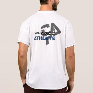 Camiseta Jérsei do acampamento do atleta de CFHV