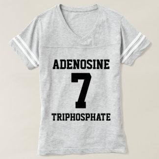 Camiseta Jérsei do Triphosphate de adenosina