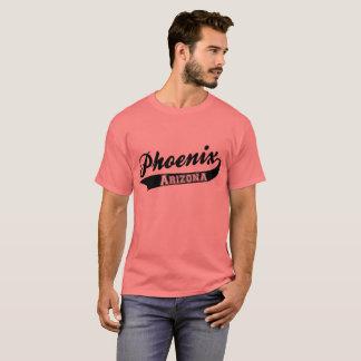 Camiseta Jérsei do vintage de Phoenix